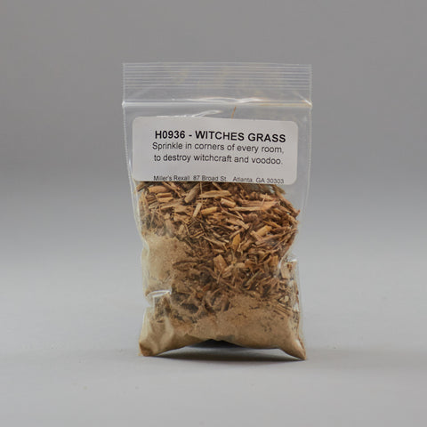 Witches Grass - Miller's Rexall