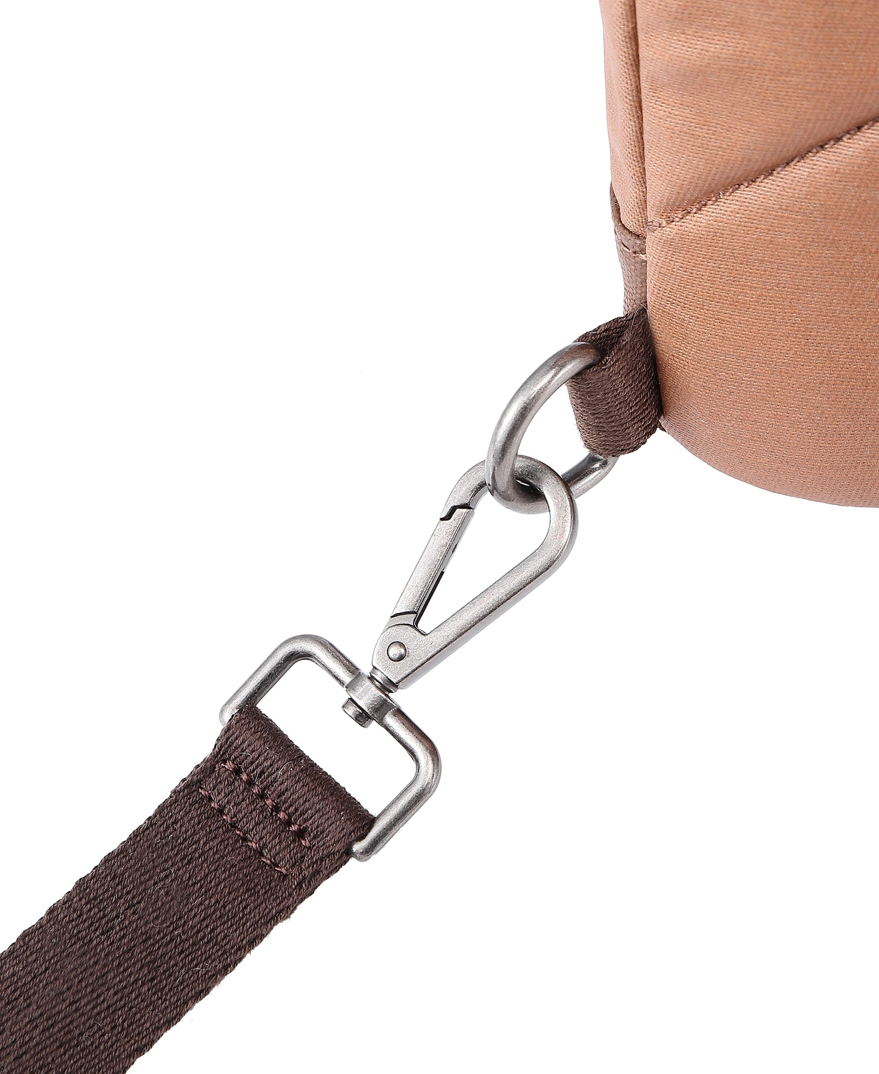 Urban Light Coated Canvas Sling Bag