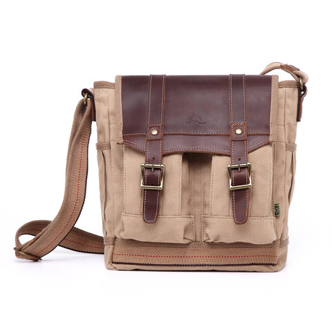 Turtle Ridge 4-Pocket Crossbody Bag