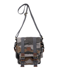 Renegade Camo Canvas Crossbody