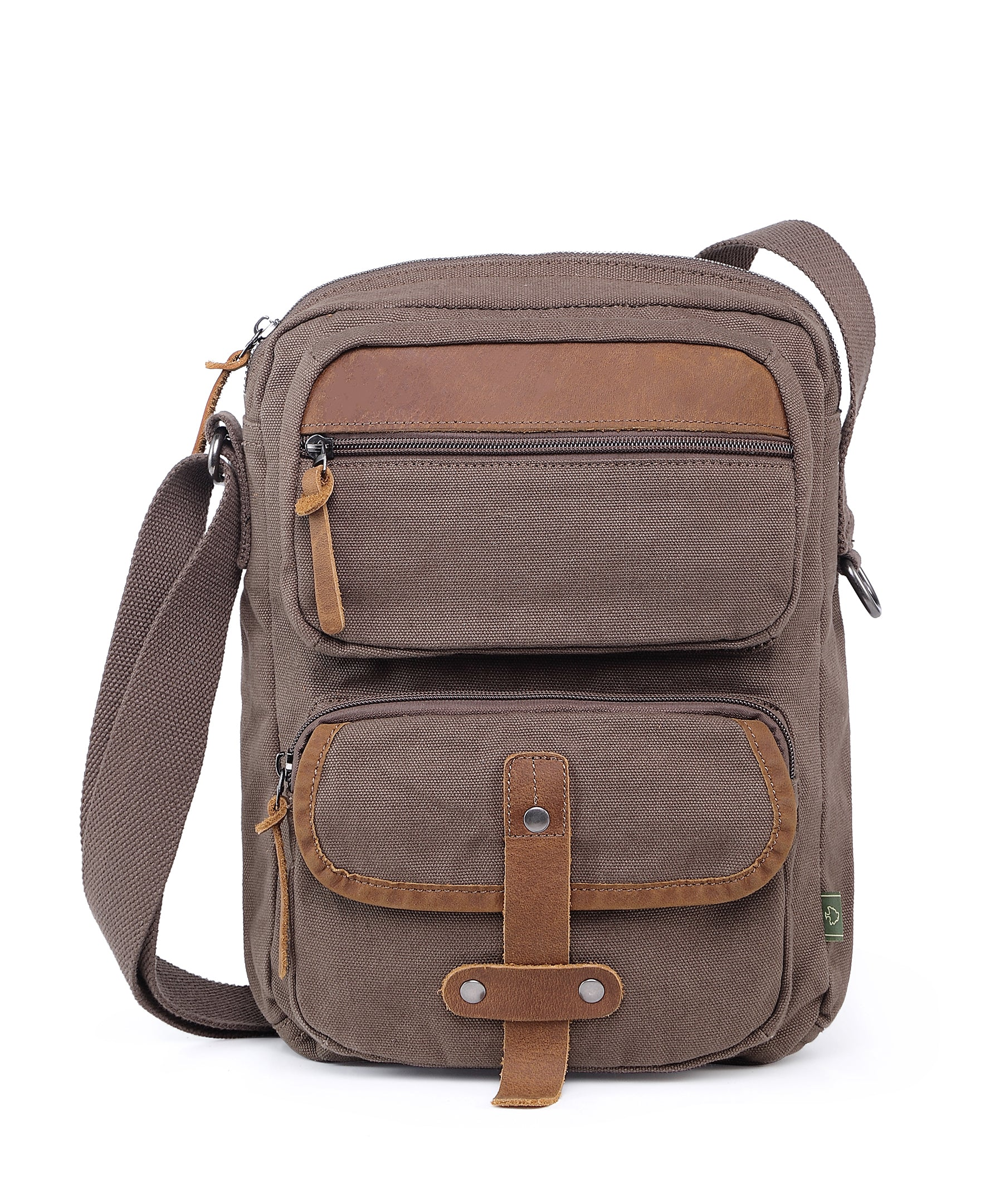 Sun Smell Canvas Crossbody
