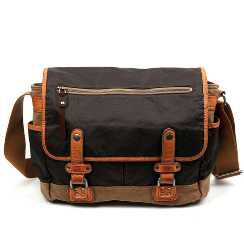 Tapa Two-Tone Canvas Backpack