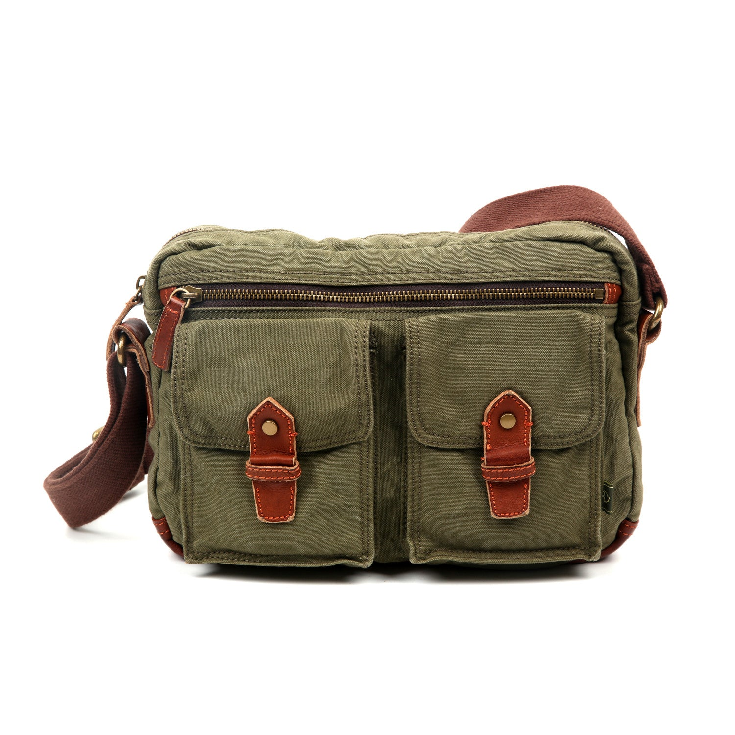 Trail Breeze Canvas Mail Bag