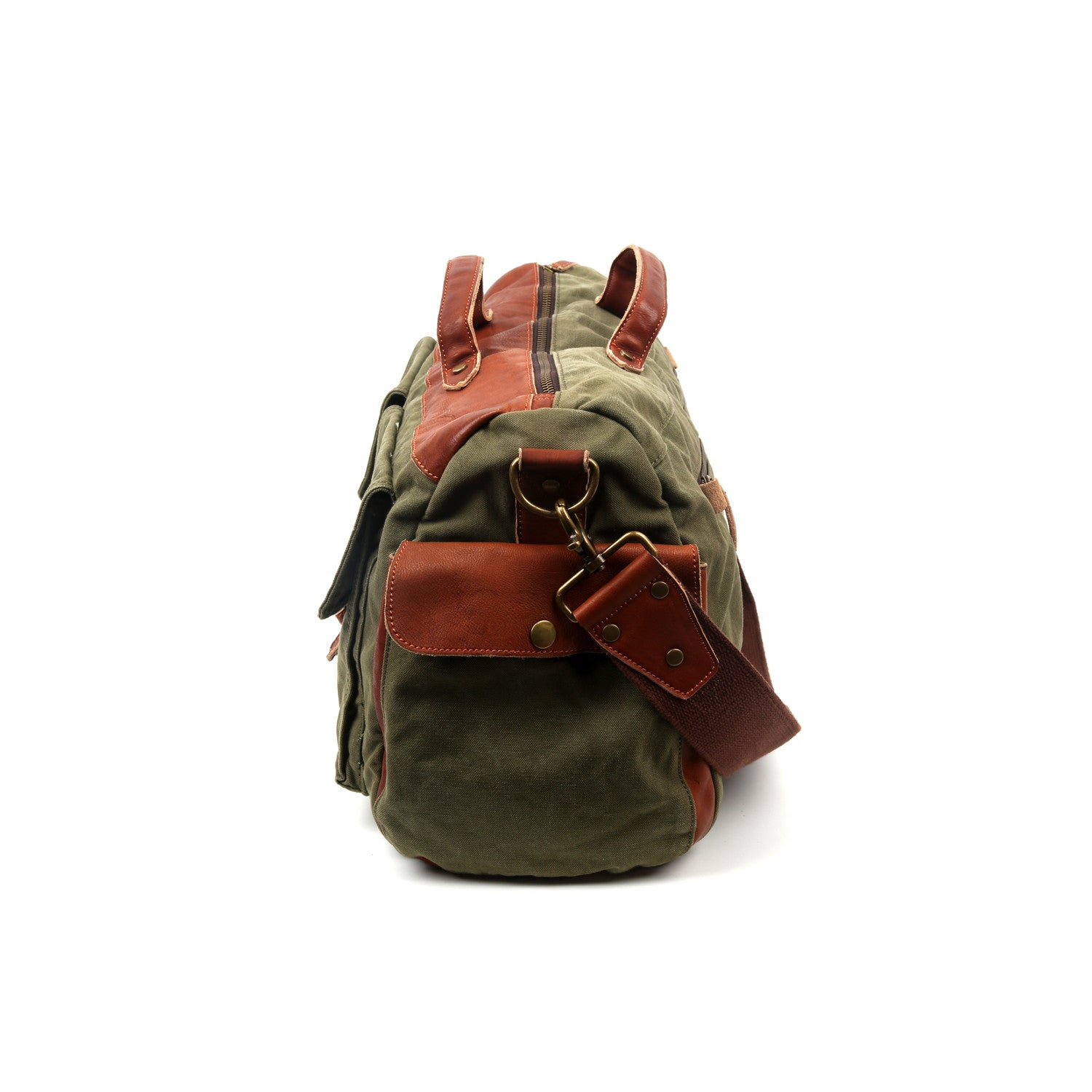 Trail Breeze Canvas Weekender