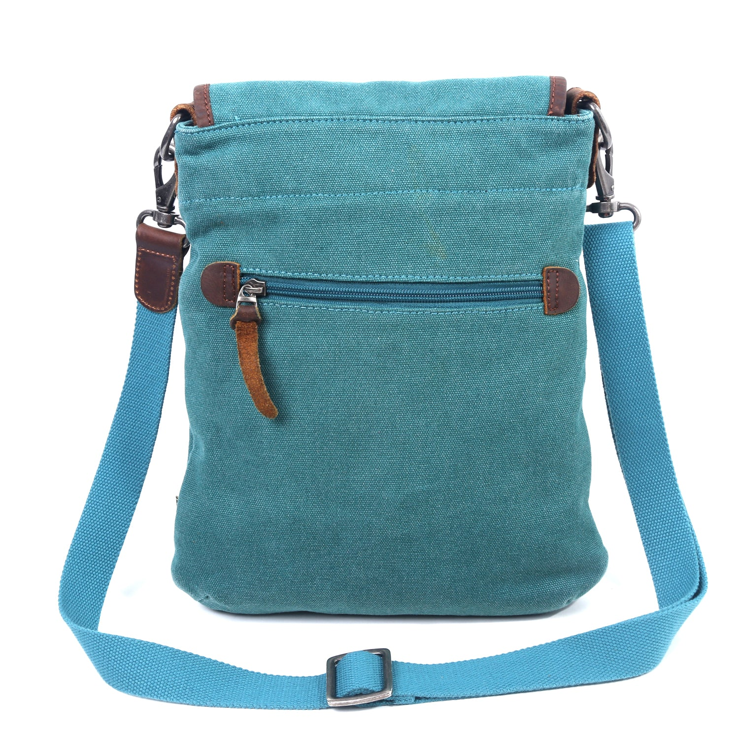 Valley Vista Canvas Crossbody