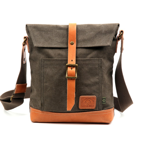 Hillside Canvas Mail Crossbody