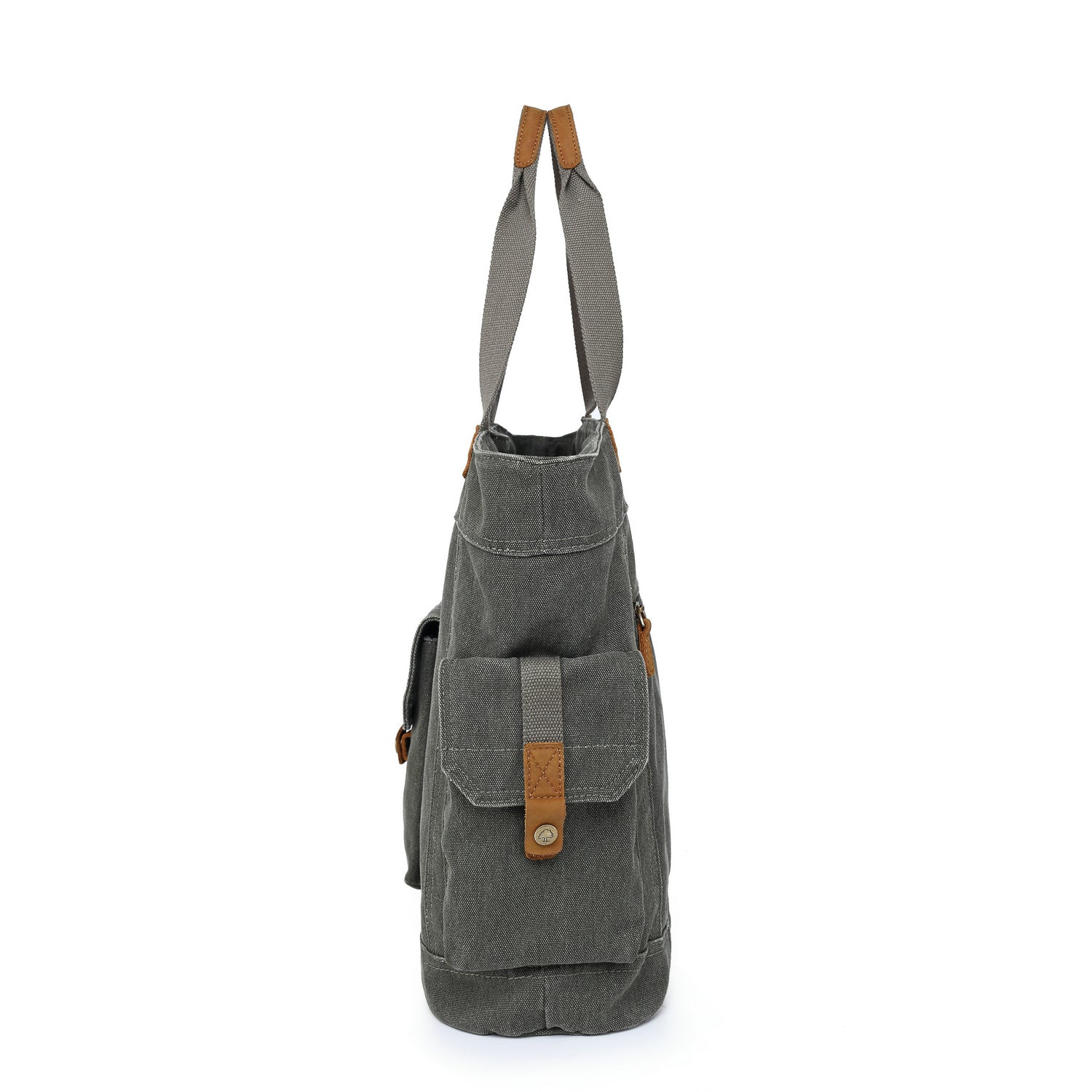 Renegade Camo Canvas Tote