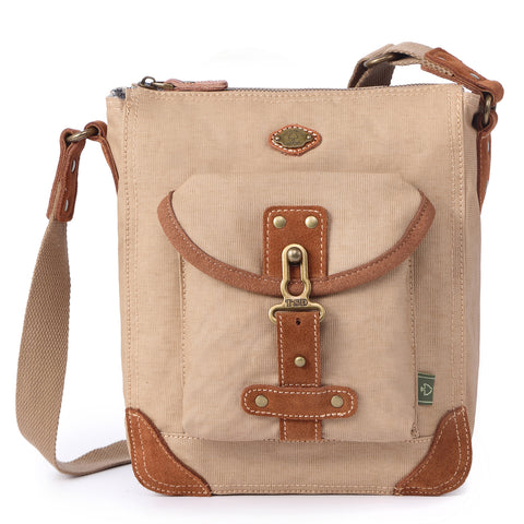 Dolphin Canvas Crossbody Bag