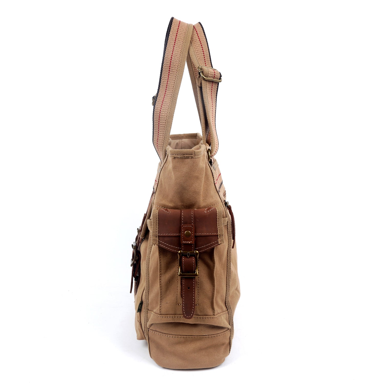 Turtle Ridge Canvas Tote