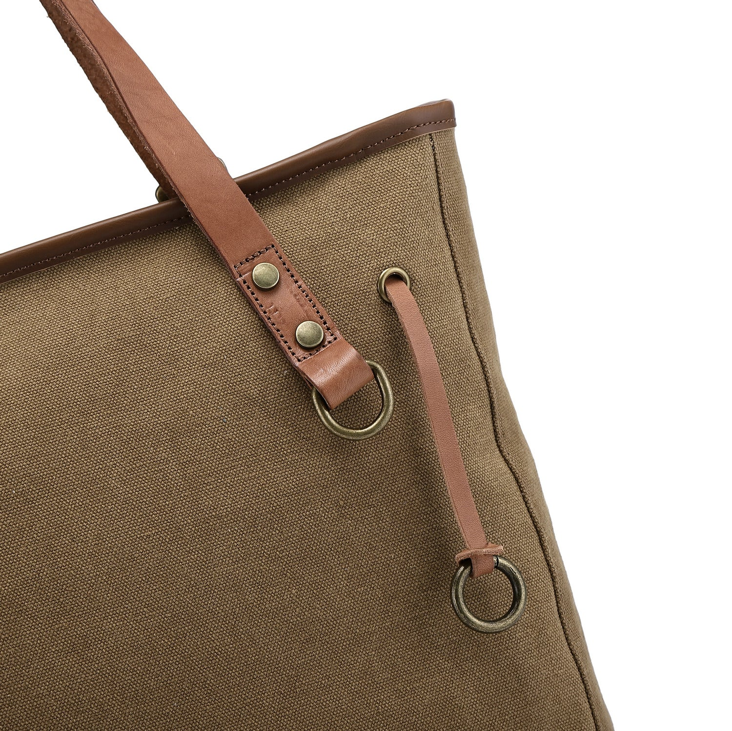 Redwood Canvas Tote