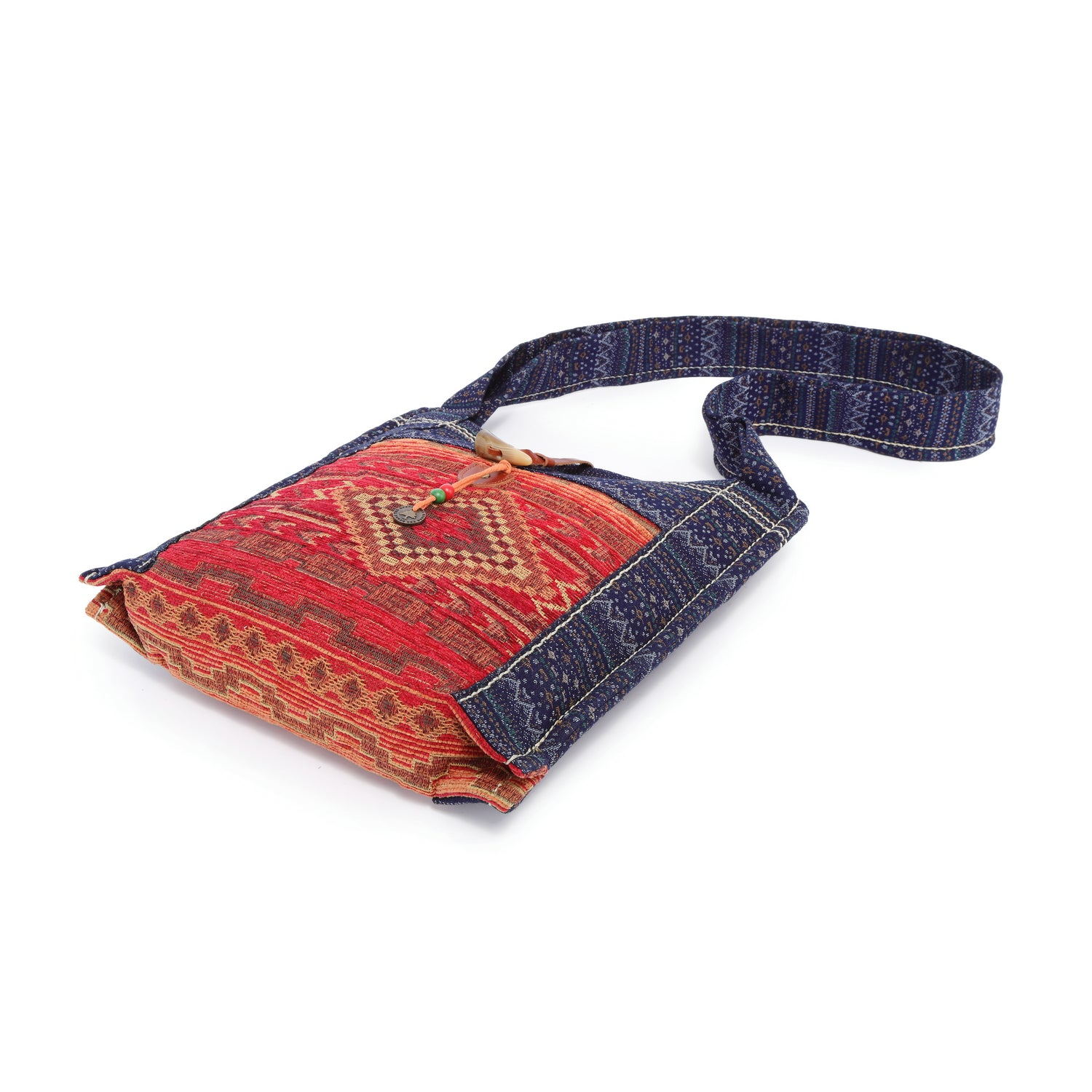 TRIBAL SECRET SHOULDER BAG