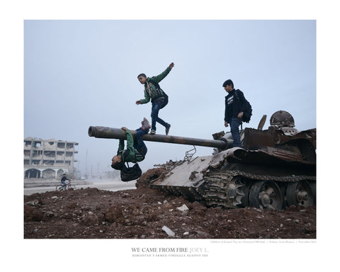 CHILDREN OF KOBANE
