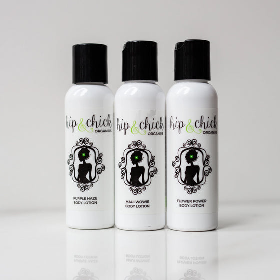 Travel Size Body Lotion 2oz