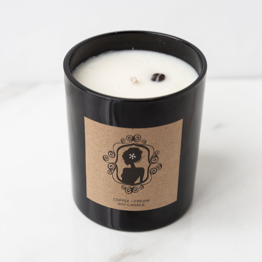 Coffee + Cream Soy Candle