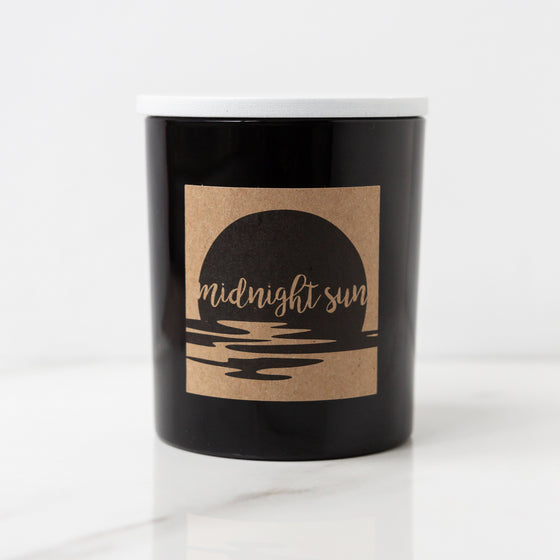 Midnight Sun Soy Candle