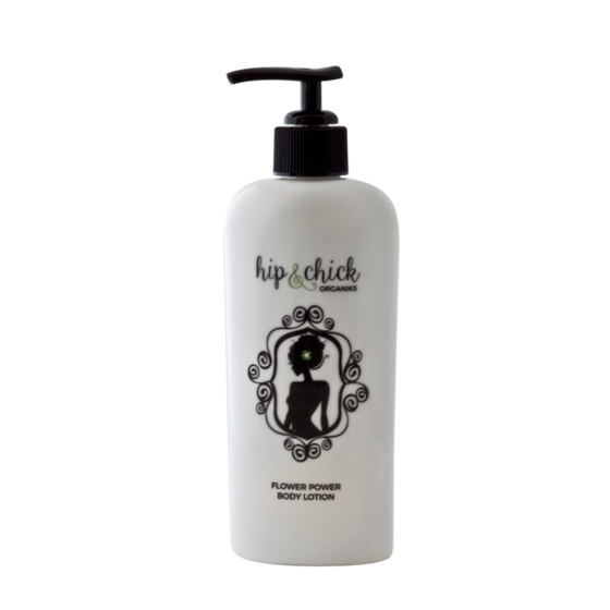Flower Power Body Lotion
