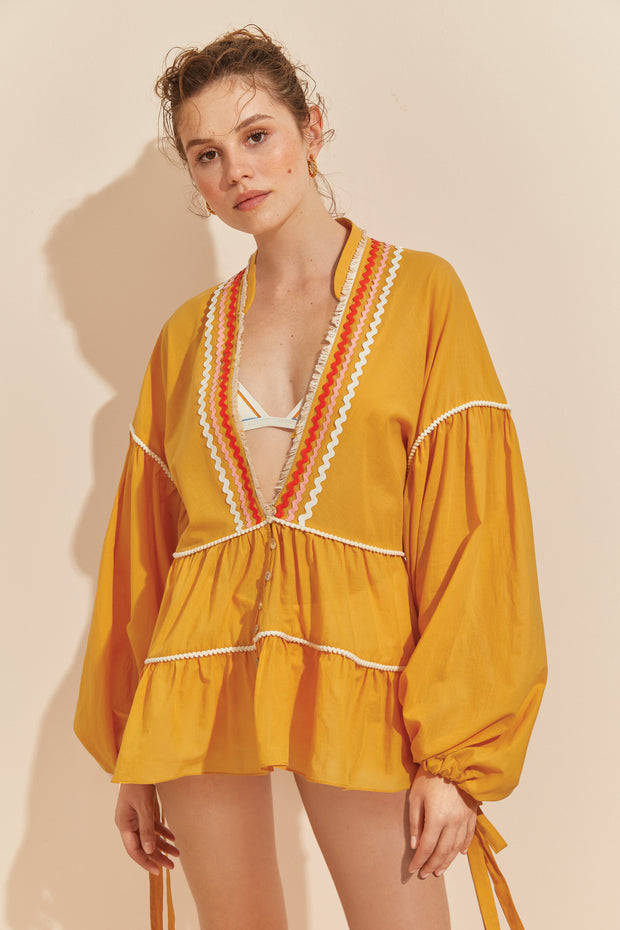 Sunsetter Tunic - HONEY