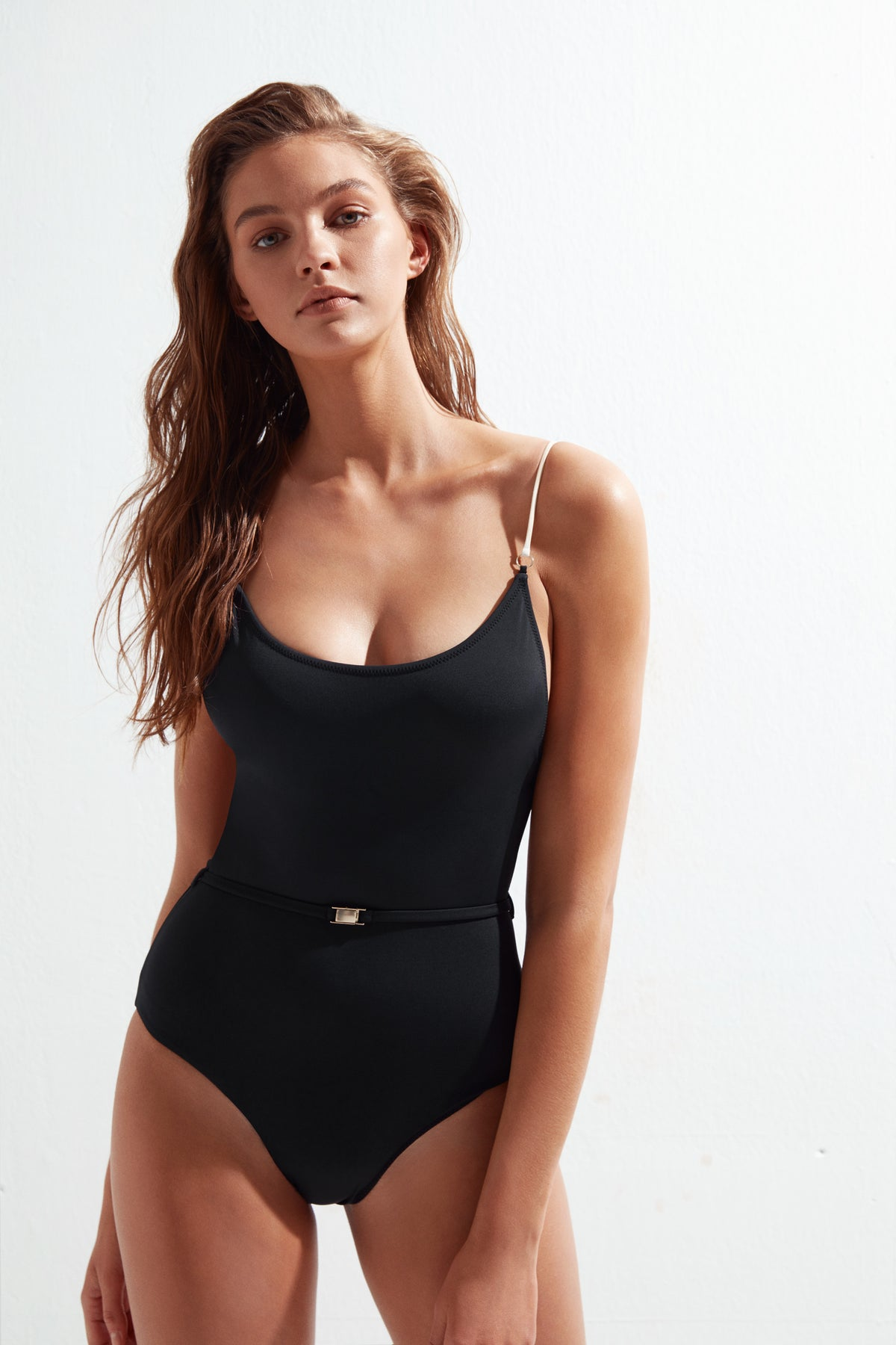JENNY SWIMSUIT BLACK