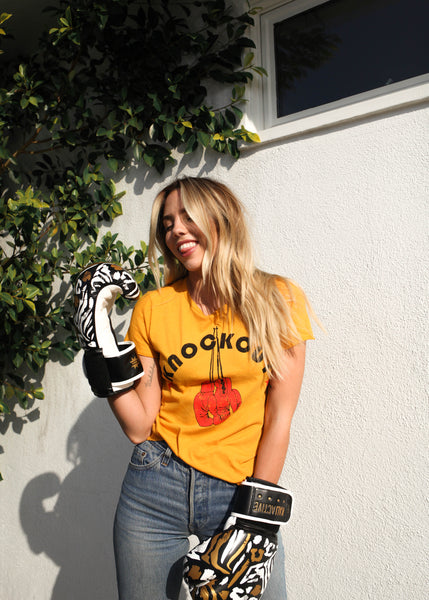 Knockout Babe Tee