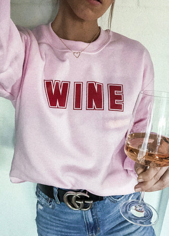 Wine Lover Sweater
