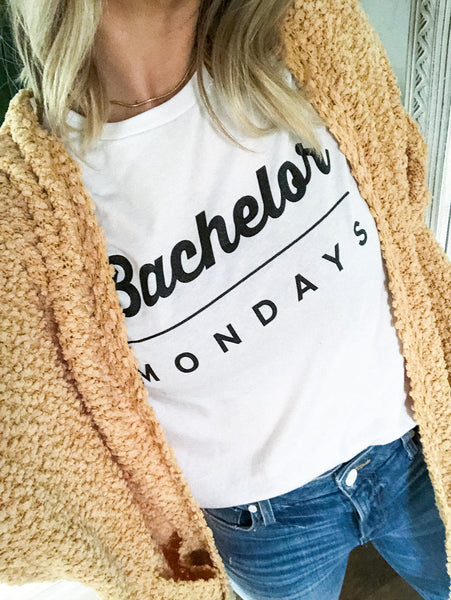 Bachelor Monday's Tee - FLASH SALE!