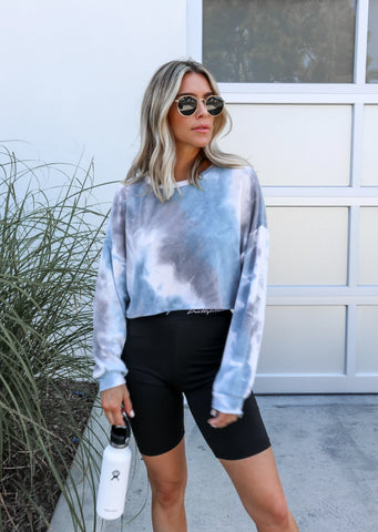 Seaside Tie Dyed Top