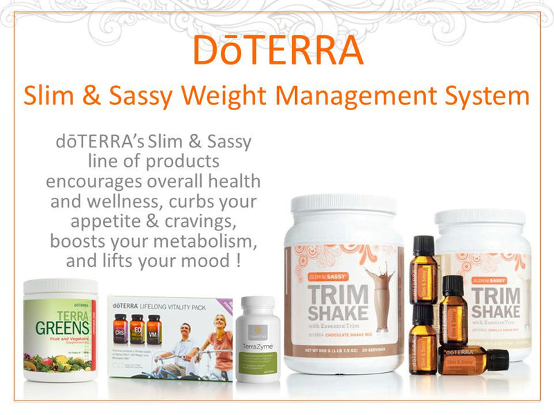 Slim & Sassy Products