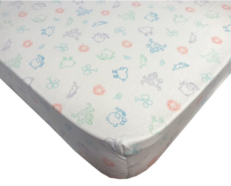 Crib Sheets Organic Cotton