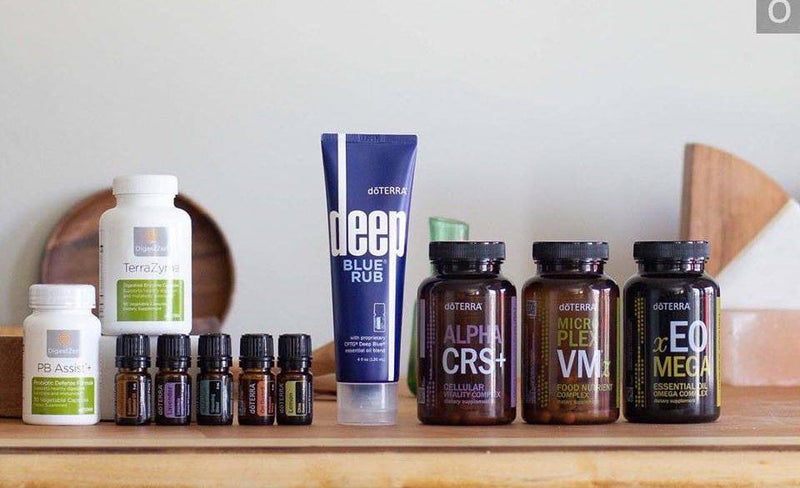doTERRA Healthy Habits Kit
