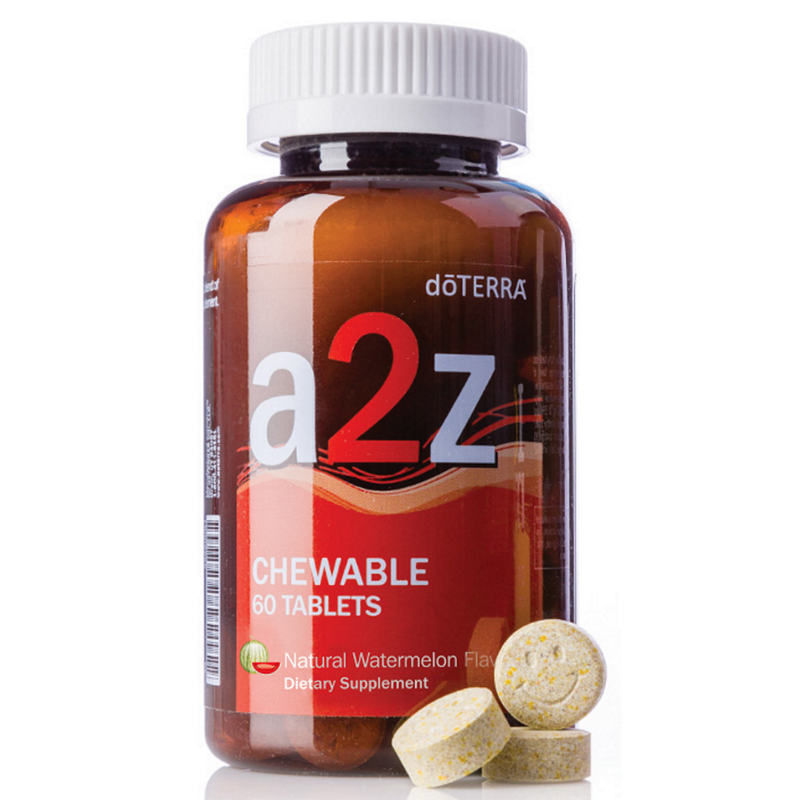 dōTERRA A2Z Chewable Multivitamin Watermelon Flavor