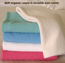 Crepe Blankets Organic Cotton Watermelon