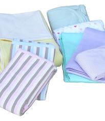 "Porta-Crib Sheets Organic Cotton 3"" Deep"