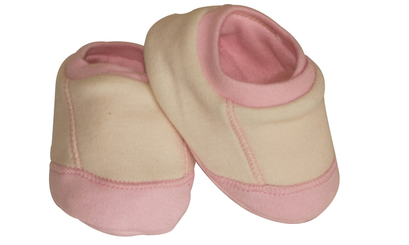 Organic Cotton 4 Infant Tees, Booties, Free Blanket