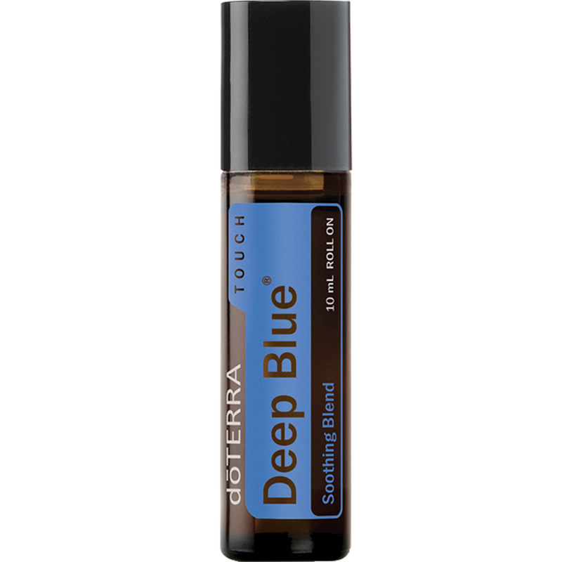 dōTERRA Deep Blue Soothing Collection