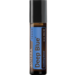 doTERRA Deep Blue Essential Oil Touch Blend 10ml