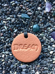 Dream Diffuser Necklace Terracotta