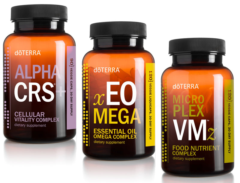 doTERRA Lifelong Vitality Pack -30 Day Satisfaction Guarantee