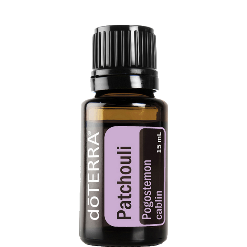 doTERRA CPTG Patchouli Essential Oil 15ml