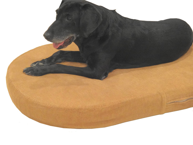 Organic Cotton Natural Rubber Pet Beds