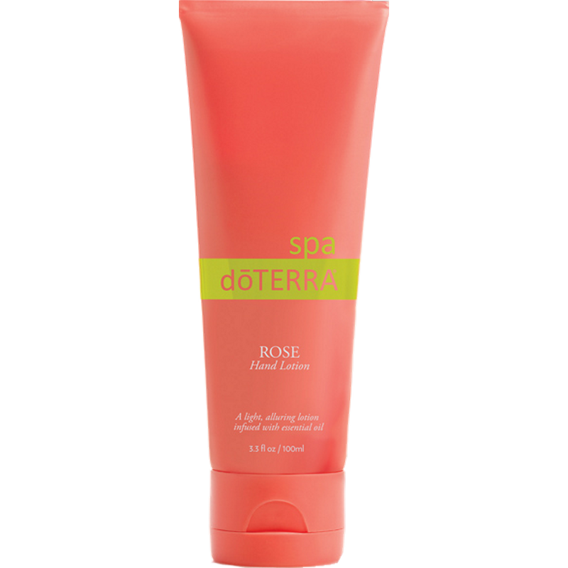 doTERRA Rose Hand Lotion