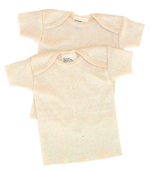 Short Sleeve Organic Cotton Baby Tee - 2 Pack