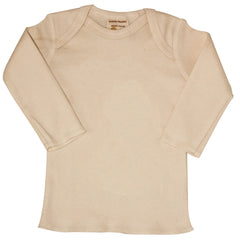 Long Sleeve Organic Cotton Baby Tee