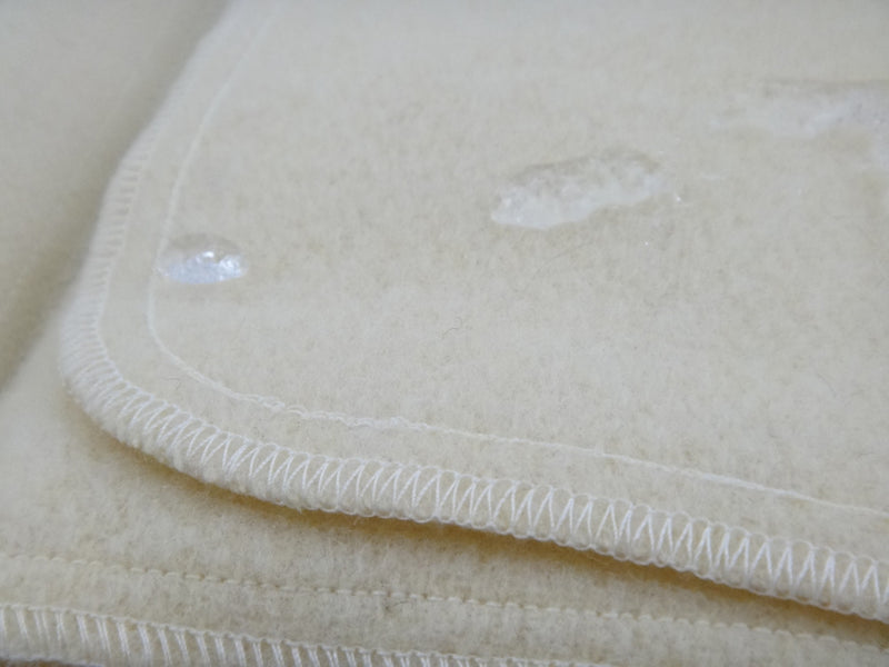 Natural Wool Moisture Protection Pad - Ecobaby
