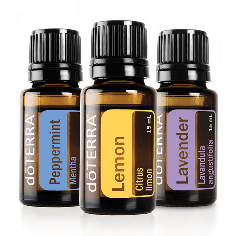 doTERRA Citrus Essential Oil Trio - Kumquat, Red Mandarin, Sunny Citrus