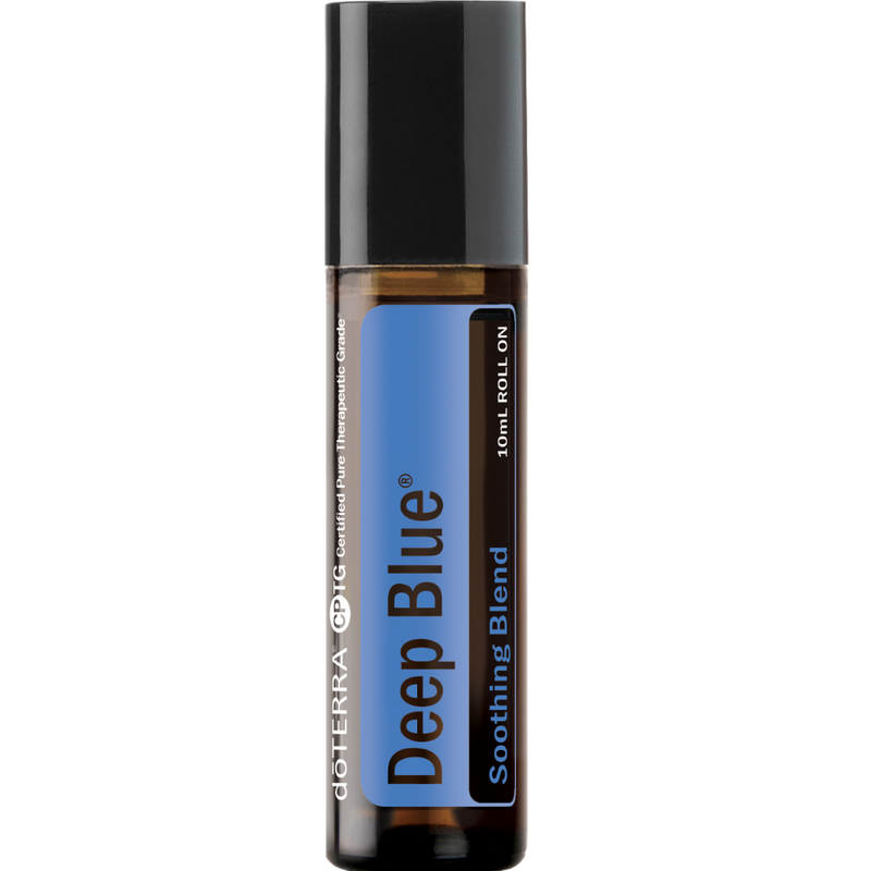 doTERRA Deep Blue® Roll On Essential Oil Soothing Blend 10ml