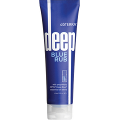 doTERRA Deep Blue Sore Muscle Rub 4oz
