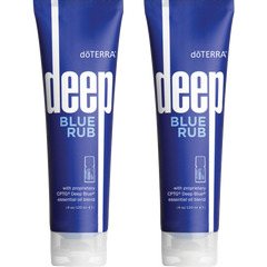 doTERRA Deep Blue Rub Soothing 2 Pack