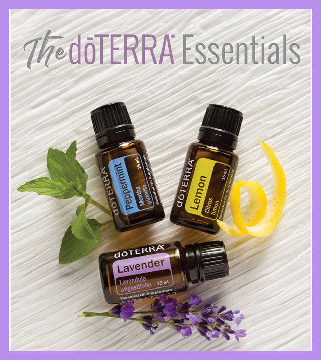 doTERRA Enrollment Packet #1269118