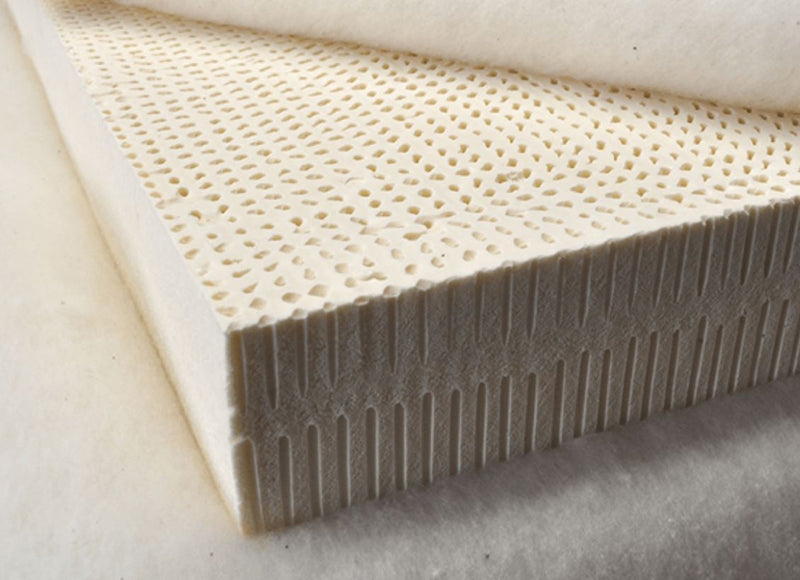 "Make your own Organic Mattress 2"" Organic Latex Cores"