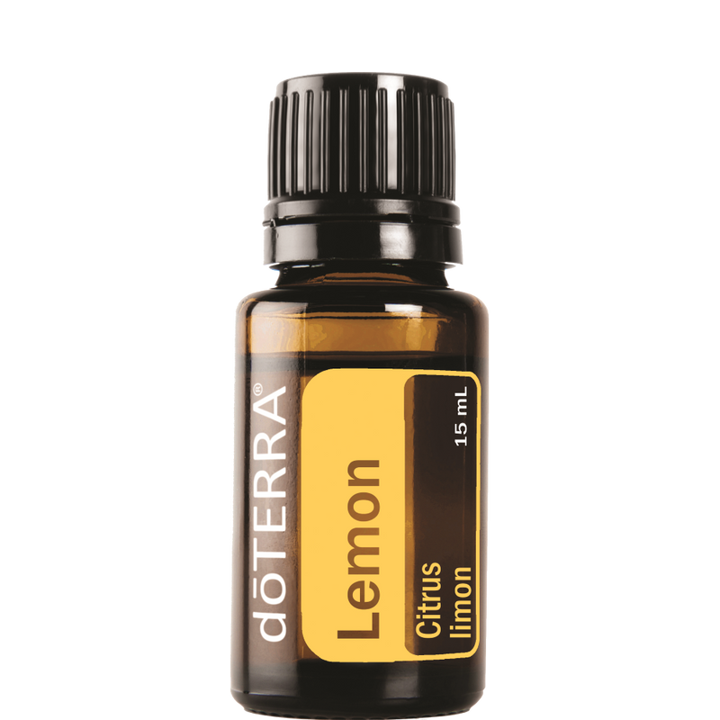 doTERRA CPTG Lemon Essential Oil 15ml